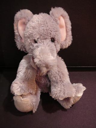 Russ Shining Stars Elephant stuffed animal