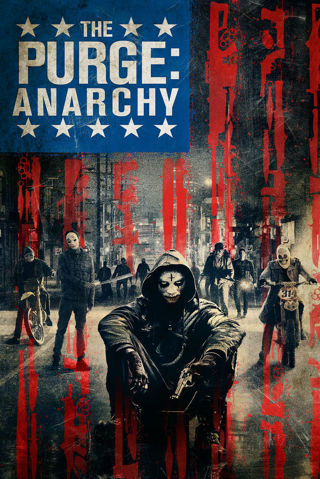 THE PURGE ANARCHY (SD) (Movies Anywhere) iTunes, Vudu, Digital copy