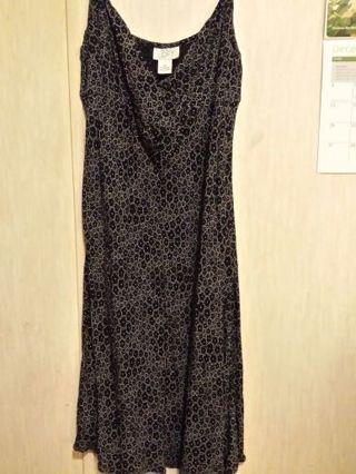 Summer dress very cute! It's an Ann Taylor Loft dress