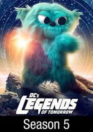 DC's Legends of Tomorrow Season 5- Digital Code