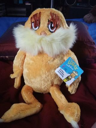 New The Lorax by Dr Seuss