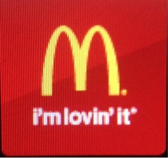 $2.34 McDonald's Gift Card