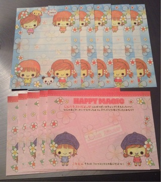 kawaii mini memos - sticker flakes