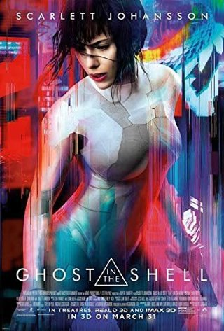 Ghost in the Shell/Aeon Flux Double Feature HD Digital Movie Code