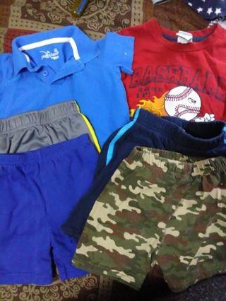 Lot of 24mo. Boys clothes