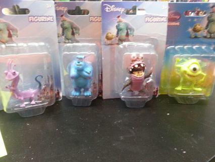 Disney Figures NIB