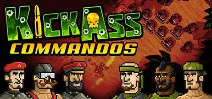 Kick Ass Commandos (Steam Key Only)