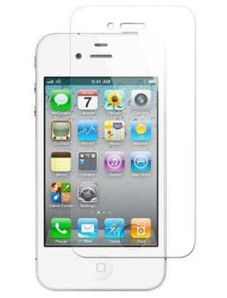 NEW Apple iPHONE 4 Cell Phone Screen Protector FREE GIFT