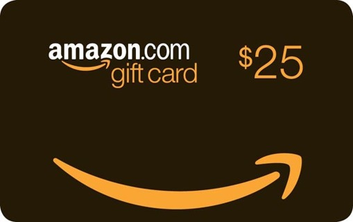 ★~Amazon E Gift Card $25 ★~ GIN ★~FAST Digital Delivery★~