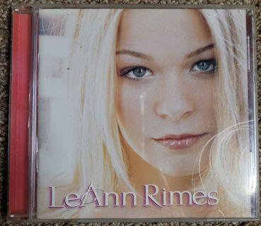 LeAnn Rimes cd.