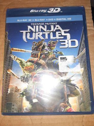 Ninja turtles 3d