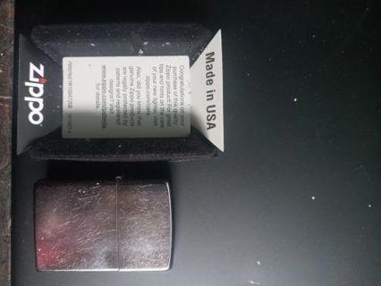 Used Zippo Lighter