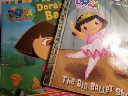 2 Dora books