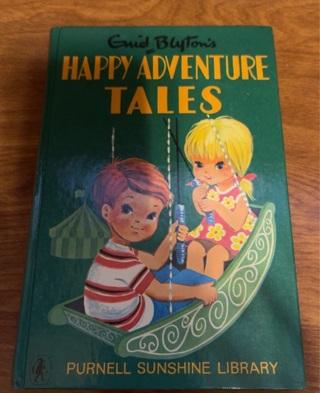 Grid Blyton's Happy Adventure Tales