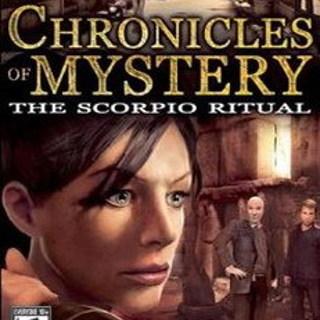 Chronicles of Mystery: The Scorpio Ritual - Steam Key