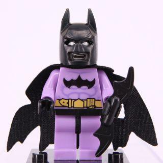 New Batman Minifigure Building Toy Custom Lego