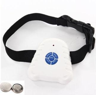 Ultrasonic Dog Anti Bark No Stop Barking Control Collar Train Training Device