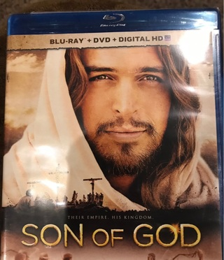 The Son of God digital code
