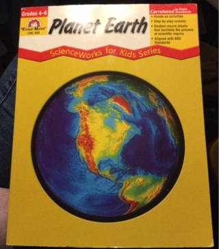 Planet Earth (Science curriculum 4-6)