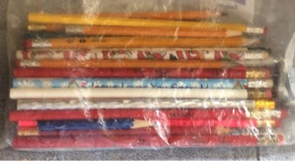 Select pencils