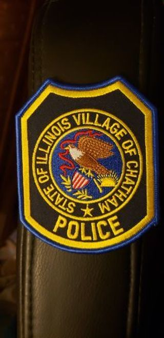 Chatham, Illinois Police patch