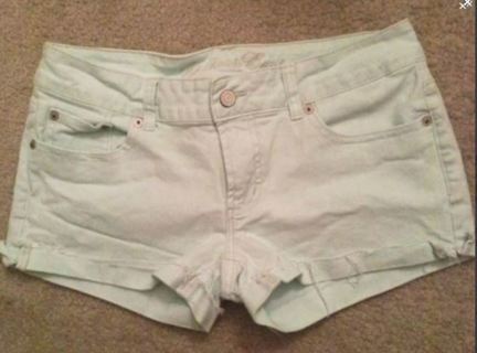 1 pair AMERICAN EAGLE Short Shorts bottoms FREE SHIPPING