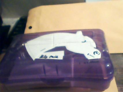 2-BILLS PAID PLASTIC BOXES