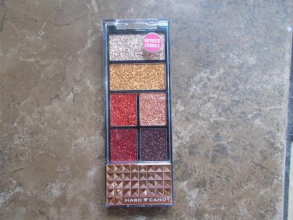 Hard Candy Glitteratzi Glitter Gel Palette in Electric Sunset FULL SIZE