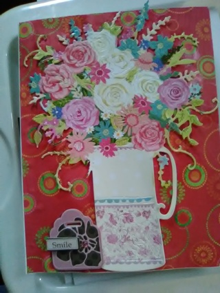 """"""" Summer Gift For A Special Friend"""" Design Blank Card"""