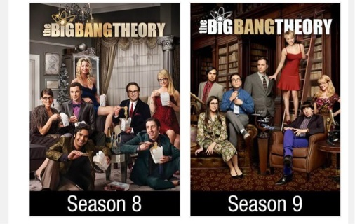 The Big Bang Theory - Season 7 & 8 - Instawatch