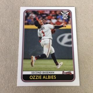 2020 Topps Big League - [Base] #54 Ozzie Albies