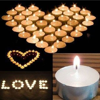 NEW Tealight Candles Unscented (120 Count) FREE SHIPPING