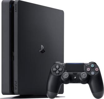 Sony - PlayStation 4 1TB Console - Black