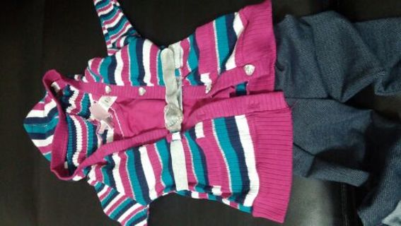 3pc outfit 12 months