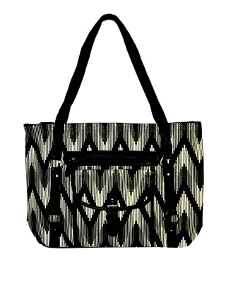 NEW! Extra Large EMILY Weekender Tote, Travel/Diaper Bag!