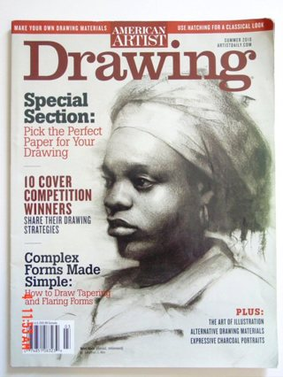 Drawing magazine anatomy for artists by reginald marsh