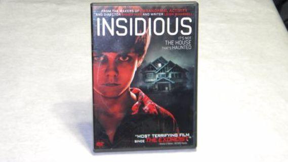 Insidious DVD-SEALED
