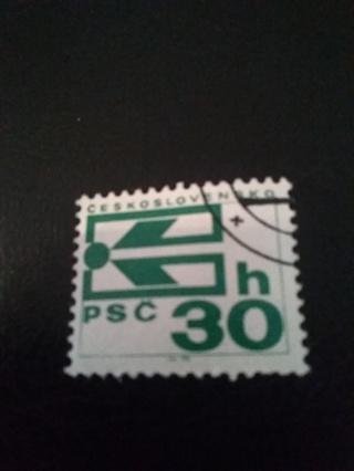 Ceskoslovensko Stamp
