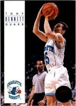 1993-94 SkyBox Premium #200 Tony Bennett