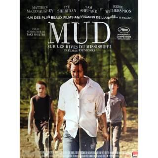 """""""Mud"""" HDX-""""Vudu"""" Digital Movie Code"""