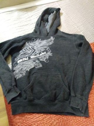 Metal Mulisha Hoodie Excellent used condition Size Small