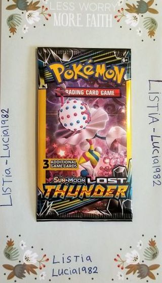 SEALED pack of POKÉMON CARDS *shipsFREE*