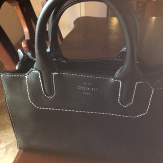 Black London Fog Authentic Purse.