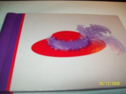 Nice Photo Album  for Red Hat Ladies