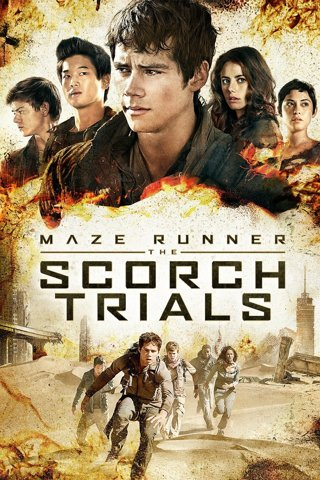 MAZE RUNNER THE SCORCH TRIALS⭐️HD FOXREDEEM CODE⭐️FAST DELIVERY!