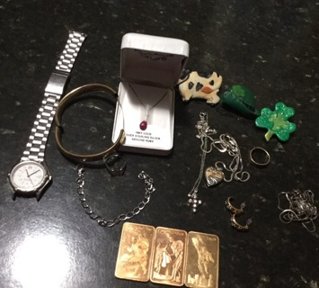 Sterling lot plus more jewelry lot