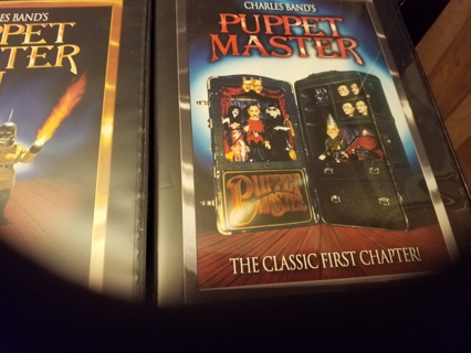 Puppet Master DVD