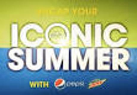 10 Iconic summer Pepsi's CODES