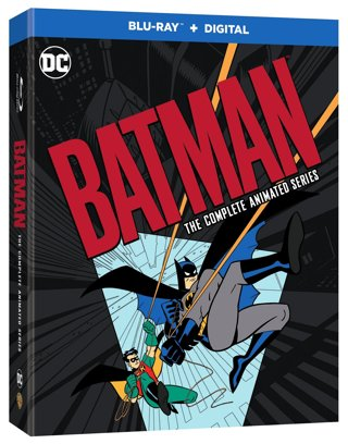 Batman : The Complete Animated Series (Digital HD Download Code Only) **DC Comics**