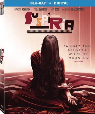 Suspiria (Digital HD Download Code Only) **Dakota Johnson** **Tilda Swinton**